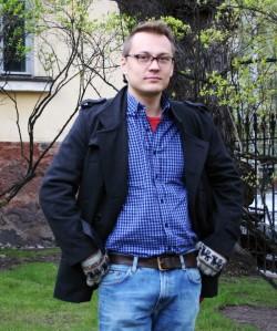 Politiikan tutkija Marko Juutisen mukaan TTIP-sopimus on nykymuotoisena uhka demokratialle. Kuva: Saana Katila